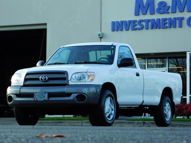 2005 Toyota Tundra 2dr Standard Cab LongBed 1-Owner Only 98,000Miles - Photo 30 - Portland, OR 97217