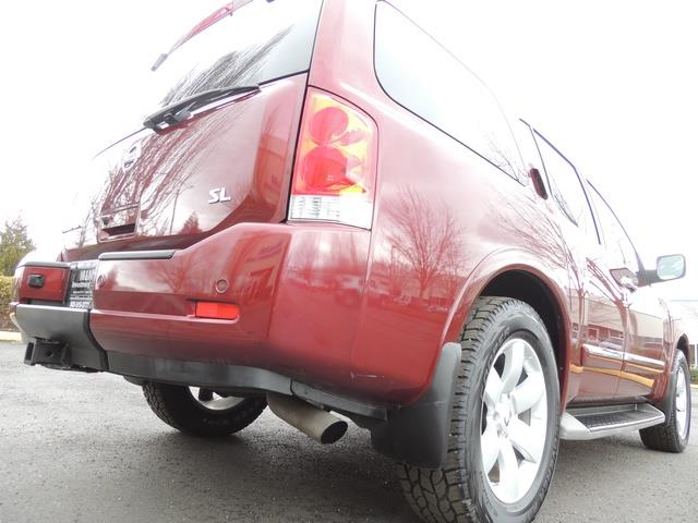 2011 Nissan Armada SL / Leather / Third seat / Bckup cam / 65K MILES - Photo 40 - Portland, OR 97217