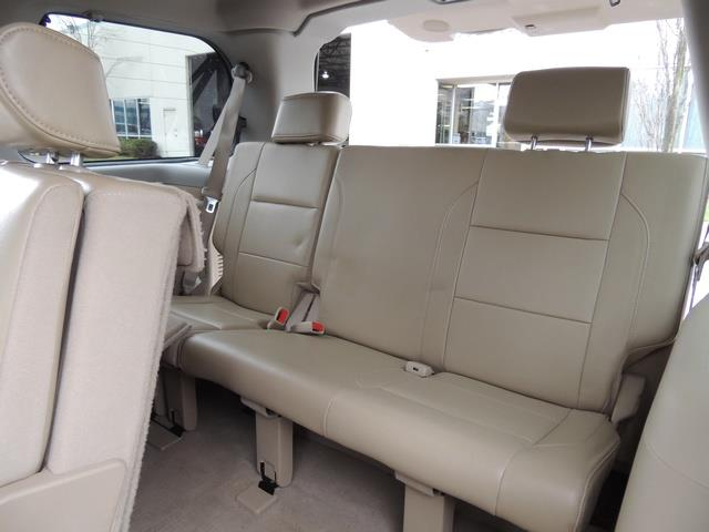 2011 Nissan Armada SL / Leather / Third seat / Bckup cam / 65K MILES - Photo 14 - Portland, OR 97217