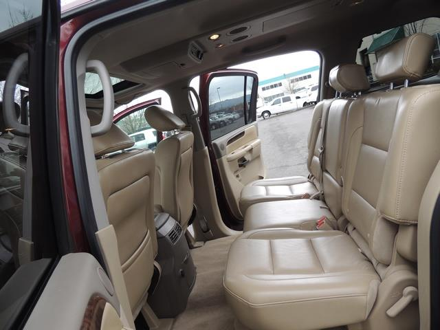 2011 Nissan Armada SL / Leather / Third seat / Bckup cam / 65K MILES - Photo 13 - Portland, OR 97217