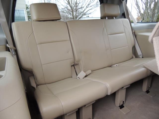 2011 Nissan Armada SL / Leather / Third seat / Bckup cam / 65K MILES - Photo 42 - Portland, OR 97217