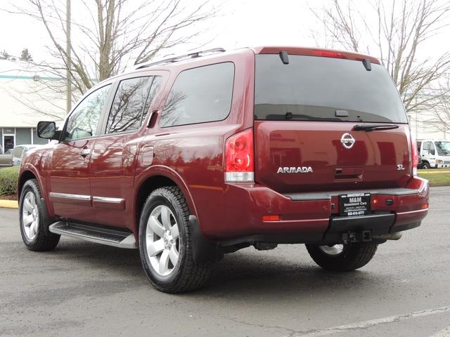 2011 Nissan Armada SL / Leather / Third seat / Bckup cam / 65K MILES - Photo 7 - Portland, OR 97217
