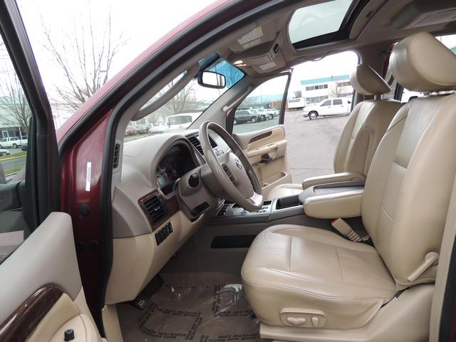 2011 Nissan Armada SL / Leather / Third seat / Bckup cam / 65K MILES - Photo 12 - Portland, OR 97217