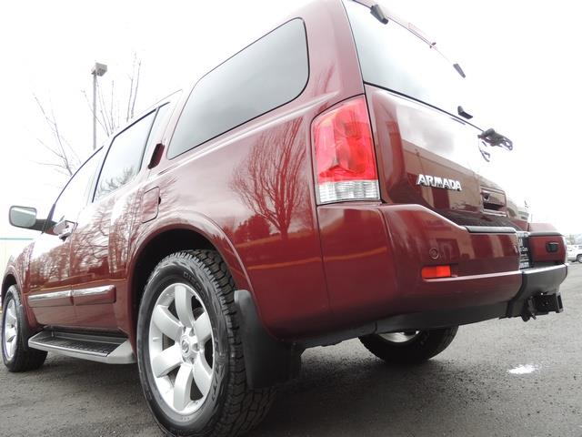 2011 Nissan Armada SL / Leather / Third seat / Bckup cam / 65K MILES - Photo 41 - Portland, OR 97217