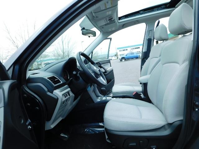 2017 Subaru Forester 2.5i Premium / Sport Utility / Pano Sunroof / AWD - Photo 14 - Portland, OR 97217