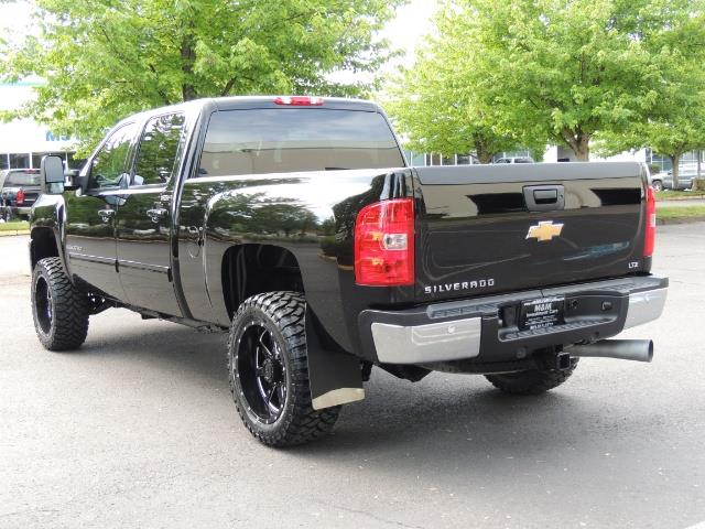 2009 Chevrolet Silverado 2500 LTZ / 4X4 / 6.6L Duramax Diesel / Allison Tranny - Photo 8 - Portland, OR 97217