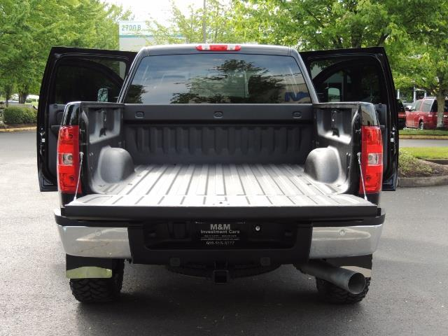 2009 Chevrolet Silverado 2500 LTZ / 4X4 / 6.6L Duramax Diesel / Allison Tranny - Photo 28 - Portland, OR 97217