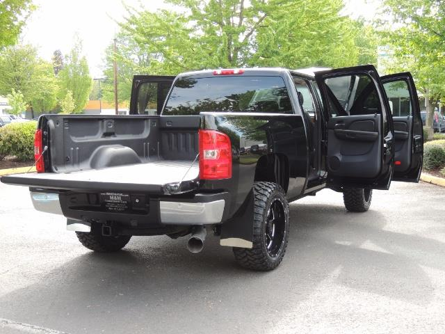 2009 Chevrolet Silverado 2500 LTZ / 4X4 / 6.6L Duramax Diesel / Allison Tranny - Photo 29 - Portland, OR 97217