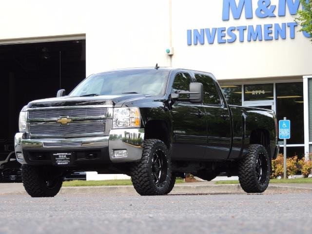 2009 Chevrolet Silverado 2500 LTZ / 4X4 / 6.6L Duramax Diesel / Allison Tranny - Photo 50 - Portland, OR 97217