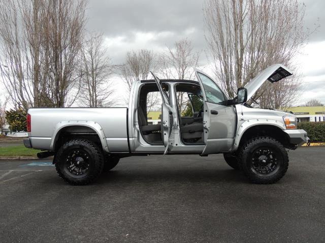 2006 Dodge Ram 2500 SLT / 4X4 / 5.9L Cummins Diesel / HIGH OUTPUT - Photo 31 - Portland, OR 97217
