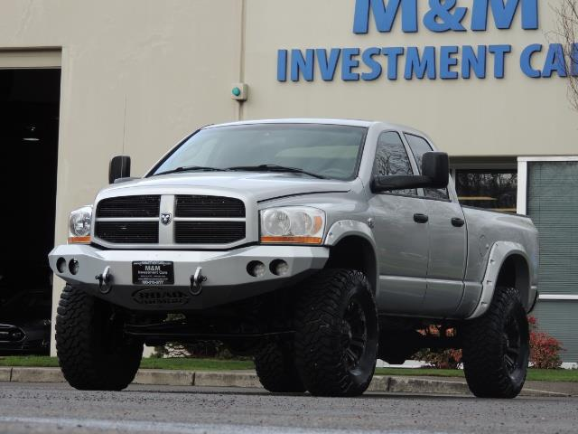 2006 Dodge Ram 2500 SLT / 4X4 / 5.9L Cummins Diesel / HIGH OUTPUT - Photo 5 - Portland, OR 97217
