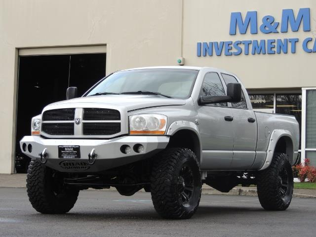 2006 Dodge Ram 2500 SLT / 4X4 / 5.9L Cummins Diesel / HIGH OUTPUT - Photo 1 - Portland, OR 97217