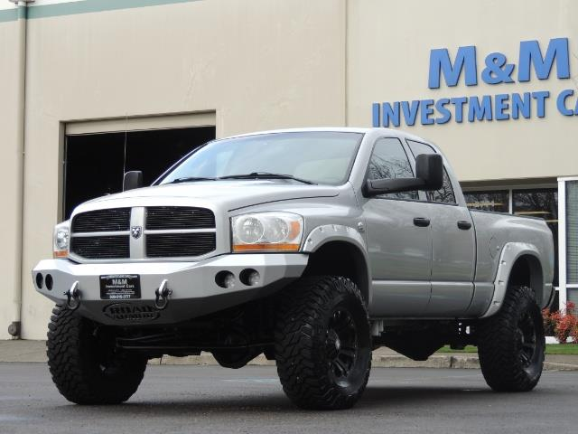 2006 Dodge Ram 2500 SLT / 4X4 / 5.9L Cummins Diesel / HIGH OUTPUT - Photo 46 - Portland, OR 97217