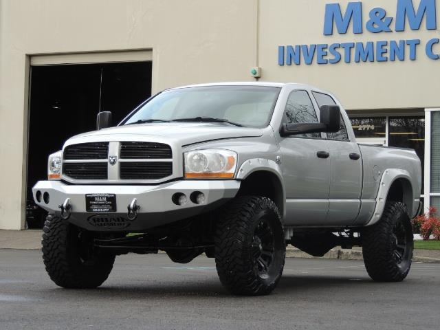 2006 Dodge Ram 2500 SLT / 4X4 / 5.9L Cummins Diesel / HIGH OUTPUT - Photo 30 - Portland, OR 97217