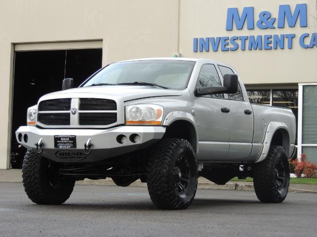 2006 Dodge Ram 2500 SLT / 4X4 / 5.9L Cummins Diesel / HIGH OUTPUT - Photo 33 - Portland, OR 97217