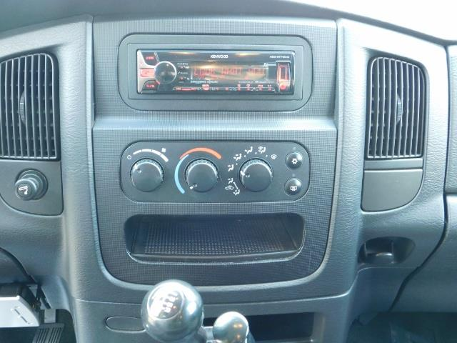 2005 Dodge Ram 2500 SLT 4dr / 4X4 / 5.9L DIESEL / 6-SPEED / JAKE BRAKE - Photo 20 - Portland, OR 97217