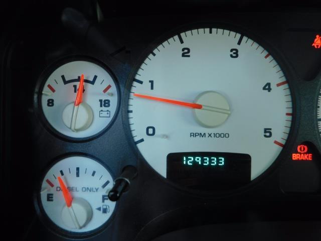 2005 Dodge Ram 2500 SLT 4dr / 4X4 / 5.9L DIESEL / 6-SPEED / JAKE BRAKE - Photo 38 - Portland, OR 97217