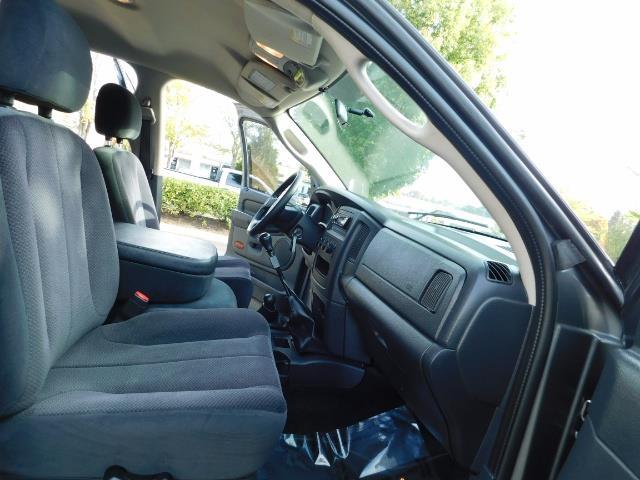 2005 Dodge Ram 2500 SLT 4dr / 4X4 / 5.9L DIESEL / 6-SPEED / JAKE BRAKE - Photo 17 - Portland, OR 97217