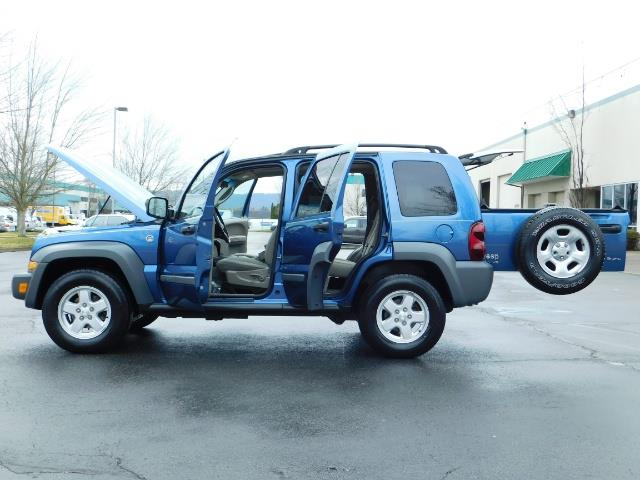 2005 Jeep Liberty Sport 4WD 126K Miles 6Cyl Moon roof Brand NewTires - Photo 9 - Portland, OR 97217