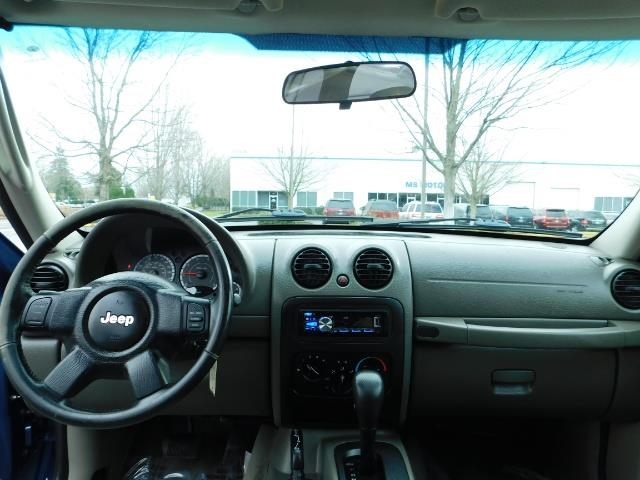 2005 Jeep Liberty Sport 4WD 126K Miles 6Cyl Moon roof Brand NewTires - Photo 33 - Portland, OR 97217