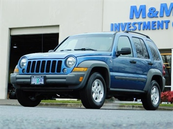 2005 Jeep Liberty Sport 4WD 126K Miles 6Cyl Moon roof Brand NewTires SUV