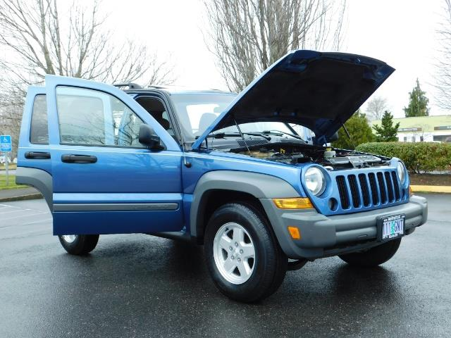 2005 Jeep Liberty Sport 4WD 126K Miles 6Cyl Moon roof Brand NewTires - Photo 29 - Portland, OR 97217