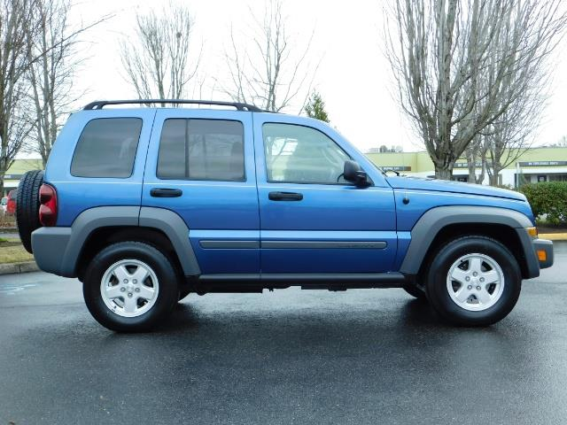 2005 Jeep Liberty Sport 4WD 126K Miles 6Cyl Moon roof Brand NewTires - Photo 3 - Portland, OR 97217