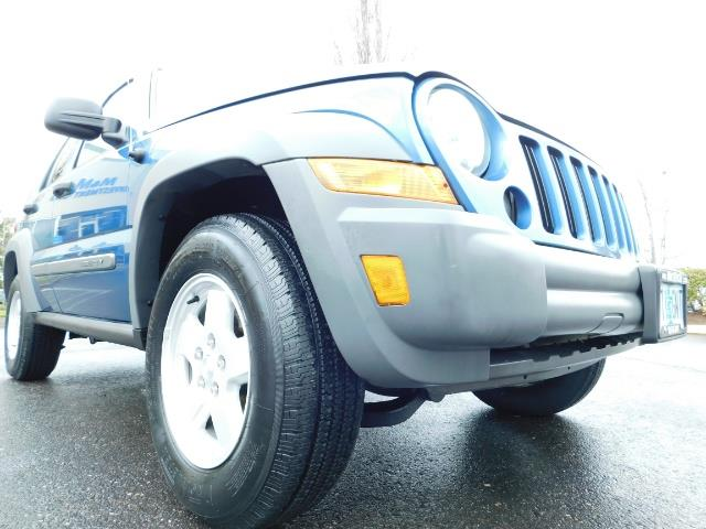 2005 Jeep Liberty Sport 4WD 126K Miles 6Cyl Moon roof Brand NewTires - Photo 23 - Portland, OR 97217