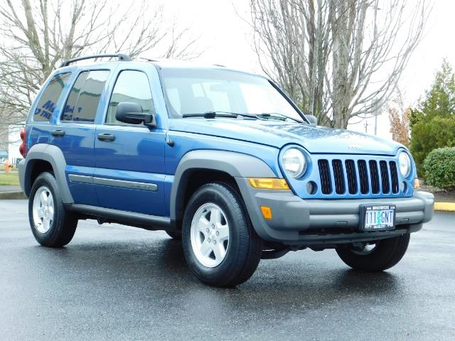 2005 Jeep Liberty Sport 4WD 126K Miles 6Cyl Moon roof Brand NewTires - Photo 2 - Portland, OR 97217