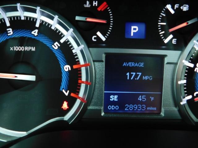 2016 Toyota 4Runner SR5 Premium NAV Leather Sunroof 3rd Row-Seat LIFTD - Photo 41 - Portland, OR 97217