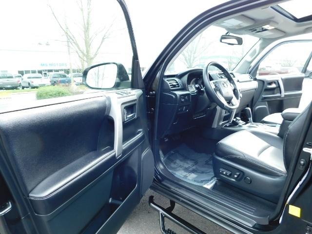 2016 Toyota 4Runner SR5 Premium NAV Leather Sunroof 3rd Row-Seat LIFTD - Photo 9 - Portland, OR 97217