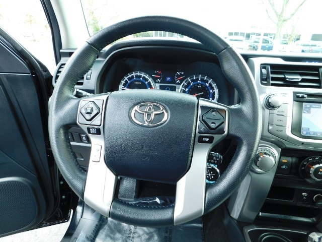 2016 Toyota 4Runner SR5 Premium NAV Leather Sunroof 3rd Row-Seat LIFTD - Photo 38 - Portland, OR 97217