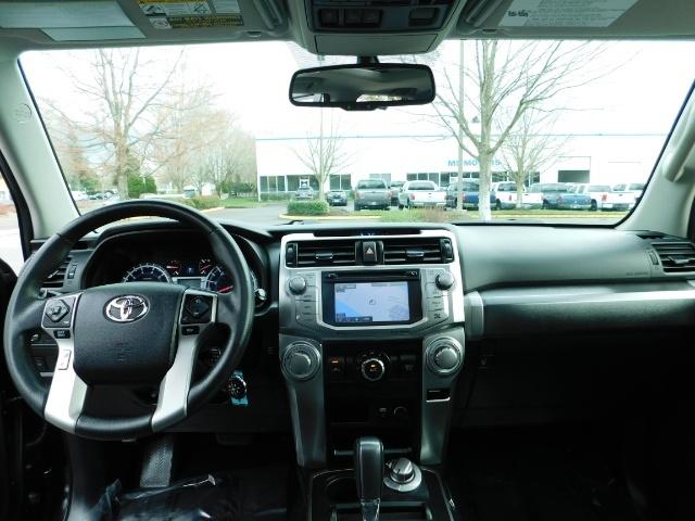 2016 Toyota 4Runner SR5 Premium NAV Leather Sunroof 3rd Row-Seat LIFTD - Photo 15 - Portland, OR 97217