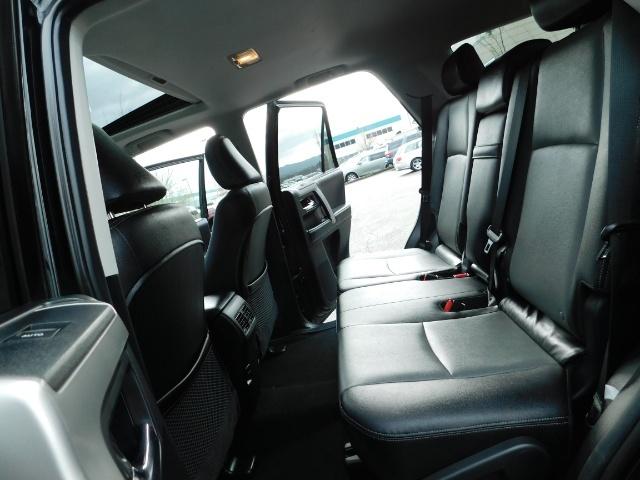 2016 Toyota 4Runner SR5 Premium NAV Leather Sunroof 3rd Row-Seat LIFTD - Photo 11 - Portland, OR 97217
