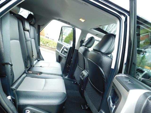 2016 Toyota 4Runner SR5 Premium NAV Leather Sunroof 3rd Row-Seat LIFTD - Photo 13 - Portland, OR 97217