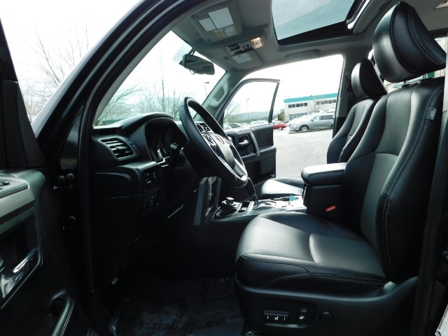 2016 Toyota 4Runner SR5 Premium NAV Leather Sunroof 3rd Row-Seat LIFTD - Photo 10 - Portland, OR 97217