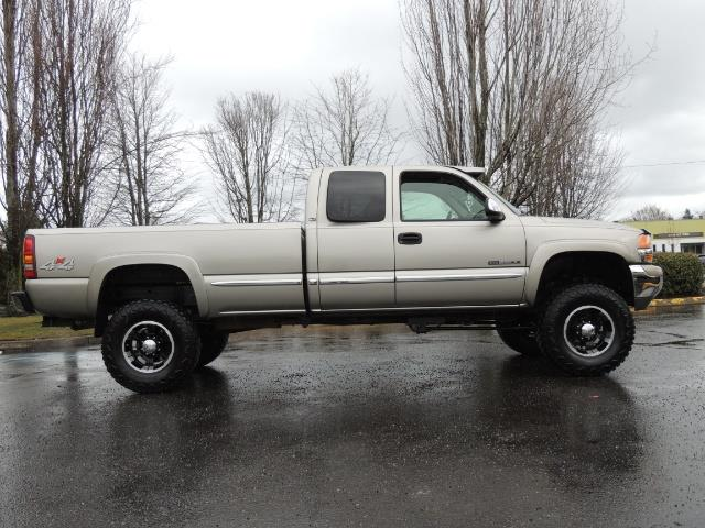 2000 gmc sierra 2500 slt 3 door 4x4 long bed low miles lifted 2000 gmc sierra 2500 slt 3 door 4x4