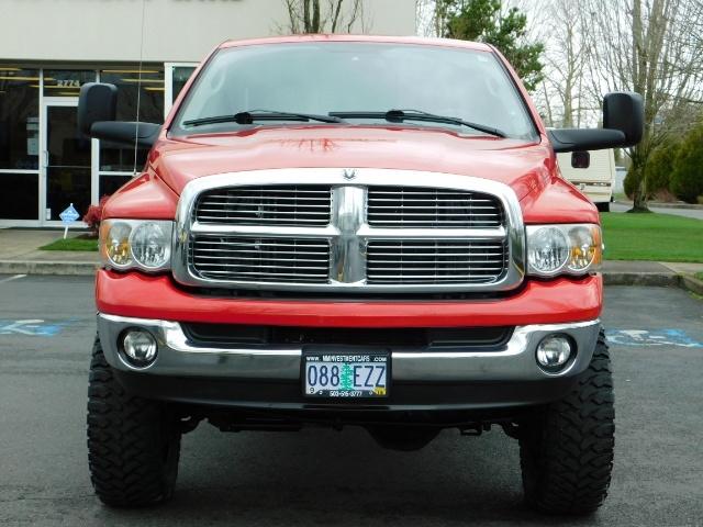 2004 Dodge Ram 2500 Laramie / 4X4 / 5.9L Cummins Diesel / LIFTED LIFTE - Photo 5 - Portland, OR 97217
