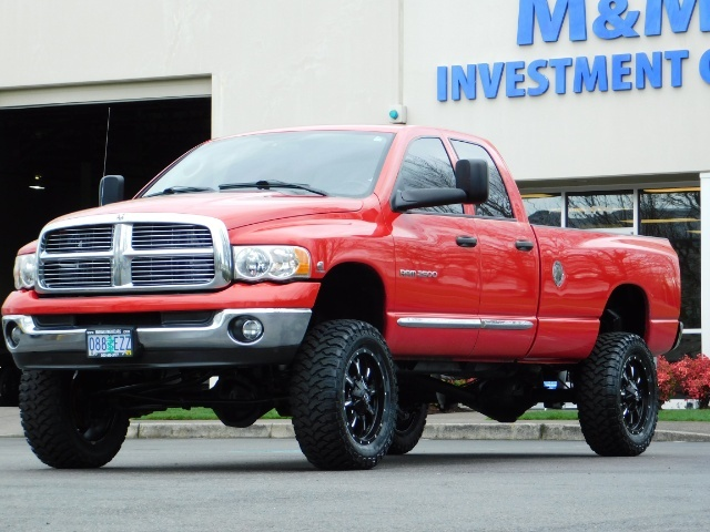 2004 Dodge Ram 2500 Laramie / 4X4 / 5.9L Cummins Diesel / LIFTED LIFTE - Photo 44 - Portland, OR 97217
