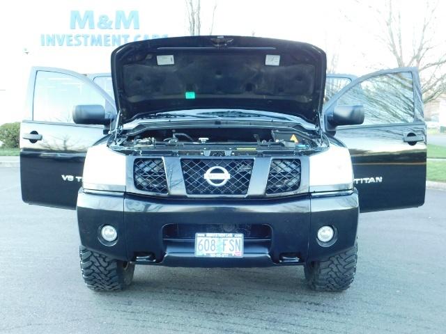 2005 Nissan Titan SE Crew Cab V8 / 4X4 OFF ROAD / CUSTOM EXHAUST - Photo 29 - Portland, OR 97217