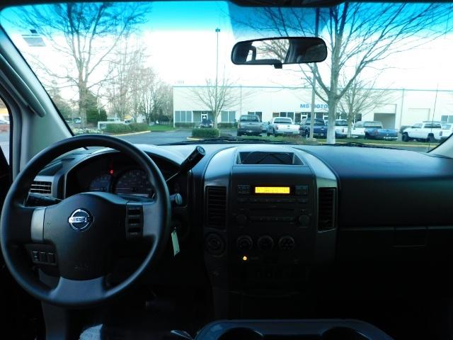 2005 Nissan Titan SE Crew Cab V8 / 4X4 OFF ROAD / CUSTOM EXHAUST - Photo 19 - Portland, OR 97217