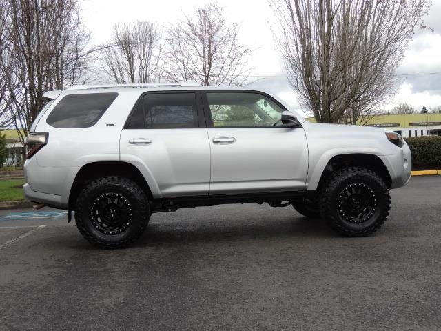 2016 toyota 4runner sr5 4x4 third row seat lifted lifted. Black Bedroom Furniture Sets. Home Design Ideas