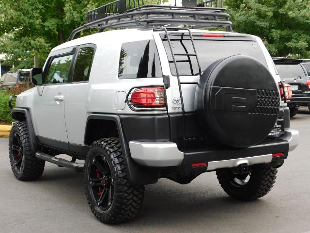 "2007 Toyota FJ Cruiser 4WD V6 DIFF LOCK 20 "" WHEELS LIFTED - Photo 7 - Portland, OR 97217"