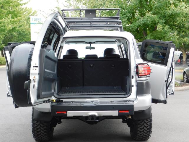 "2007 Toyota FJ Cruiser 4WD V6 DIFF LOCK 20 "" WHEELS LIFTED - Photo 26 - Portland, OR 97217"