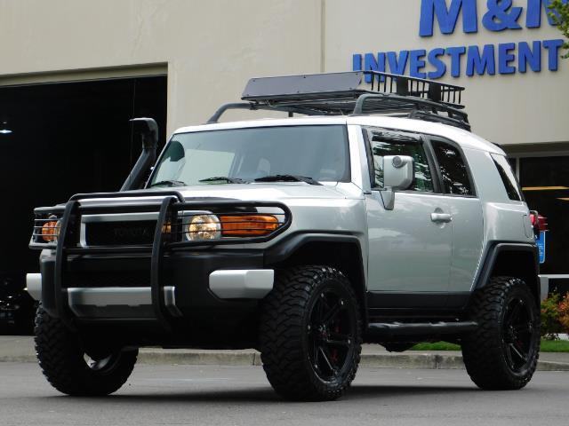 "2007 Toyota FJ Cruiser 4WD V6 DIFF LOCK 20 "" WHEELS LIFTED - Photo 41 - Portland, OR 97217"