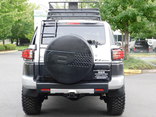 "2007 Toyota FJ Cruiser 4WD V6 DIFF LOCK 20 "" WHEELS LIFTED - Photo 6 - Portland, OR 97217"