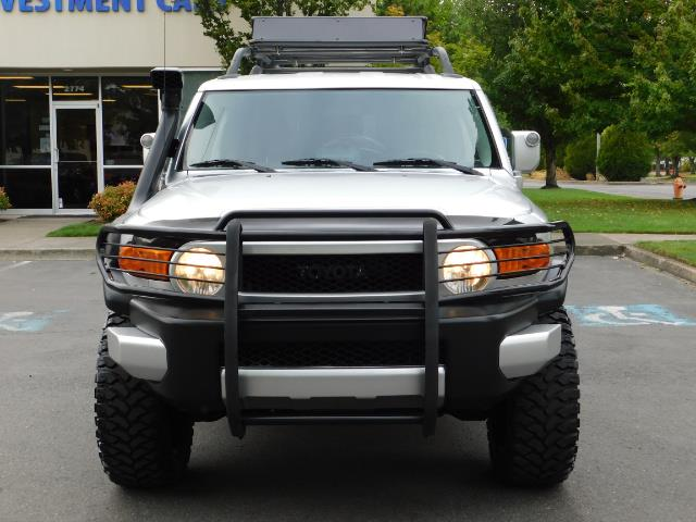 "2007 Toyota FJ Cruiser 4WD V6 DIFF LOCK 20 "" WHEELS LIFTED - Photo 5 - Portland, OR 97217"