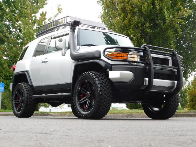 "2007 Toyota FJ Cruiser 4WD V6 DIFF LOCK 20 "" WHEELS LIFTED - Photo 2 - Portland, OR 97217"