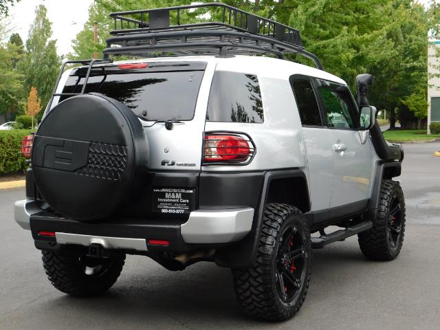 "2007 Toyota FJ Cruiser 4WD V6 DIFF LOCK 20 "" WHEELS LIFTED - Photo 8 - Portland, OR 97217"