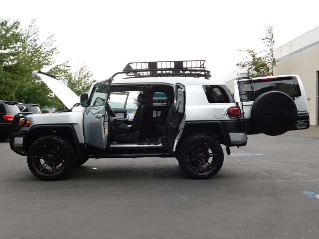 "2007 Toyota FJ Cruiser 4WD V6 DIFF LOCK 20 "" WHEELS LIFTED - Photo 21 - Portland, OR 97217"